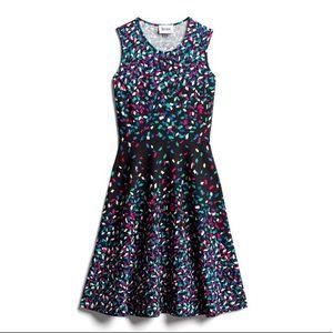 Stitchfix Leota Shaena Textured Knit Dress PXL